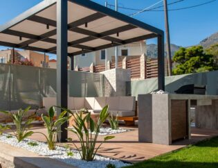 Antonis Garden Project - Villa Perla